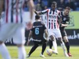 Willem II ruikt play-offs na winst op PEC Zwolle: 2-0