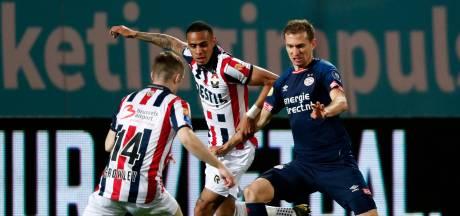 LIVE | PSV in virtuele stand weer naast Ajax dankzij goal Malen