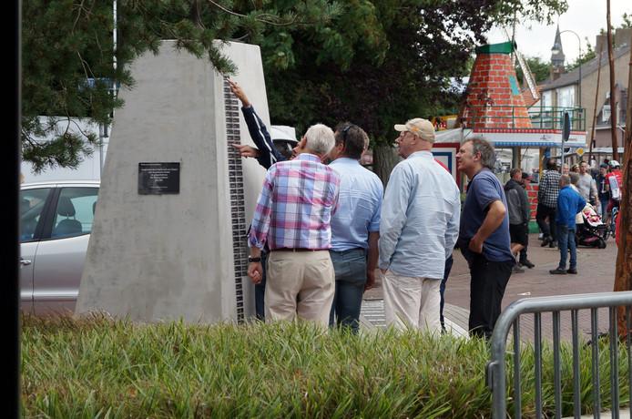 Op het monument van de Acht van Chaam onthult Marianne Vos volgende week de erelijst van de vrouwen.