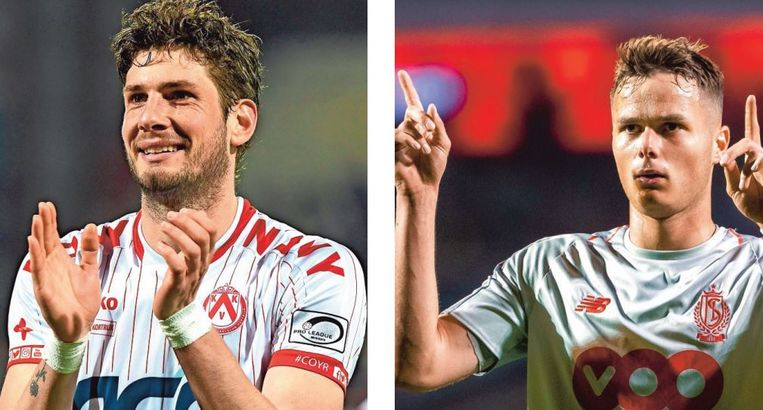 Links Avenatti, rechts Vanheusden: de volgende twee spelers waar Standard zwaar in investeert