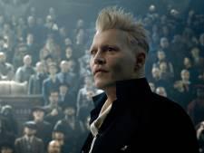 Johnny Depp regeert in vervolg Fantastic Beasts