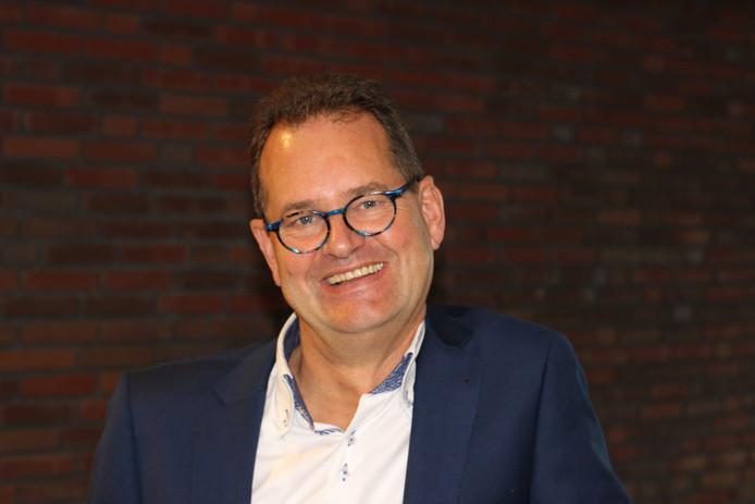 Martien Hermans, nieuwe voorzitter OVDD