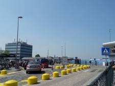 Belgen zijn welkom, taxi-ronselaars niet