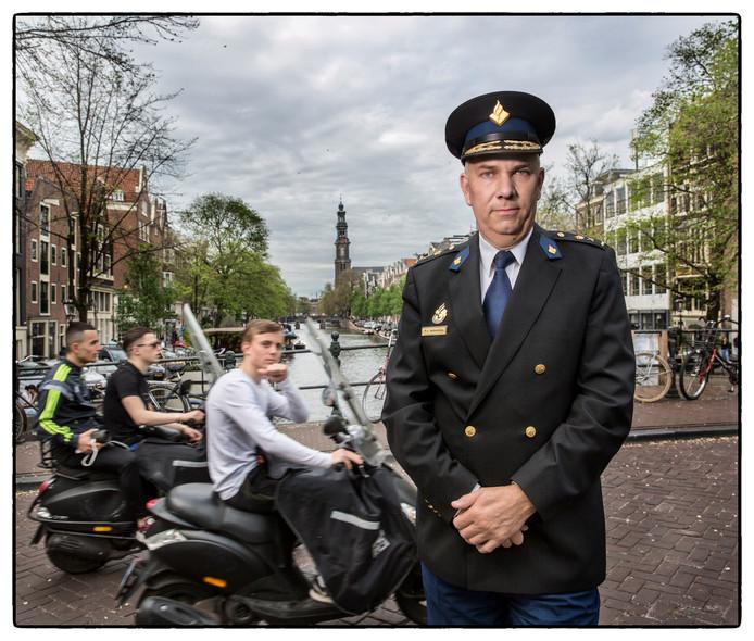 Hoofdcommissaris Pieter-Jaap Aalbersberg.