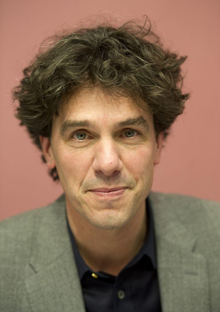 Pieter Hilhorst. Beeld Marcel Antonisse / ANP