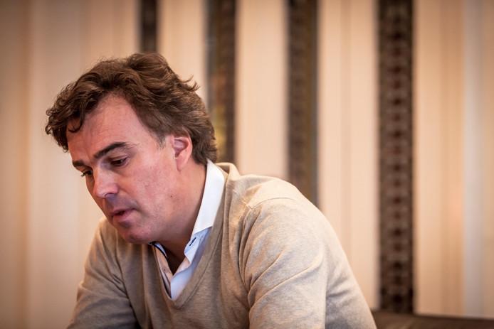 Camiel Eurlings, voormalig ceo van de KLM, oud-minister en CDA-politicus, bestuurder, bestuurslid NOC*NSF.