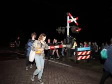Onweersschade: Trein botst op omgewaaide boom bij Ommen