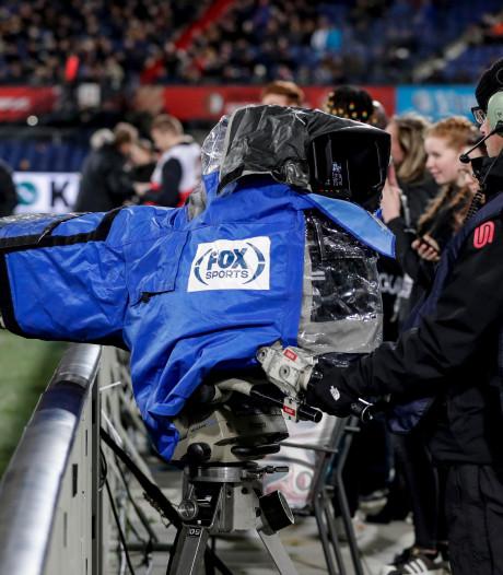 Telstar-GA Eagles minst bekeken tv-wedstrijd van de zondag