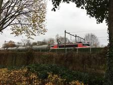 Treinstoring tussen Deventer en Almelo