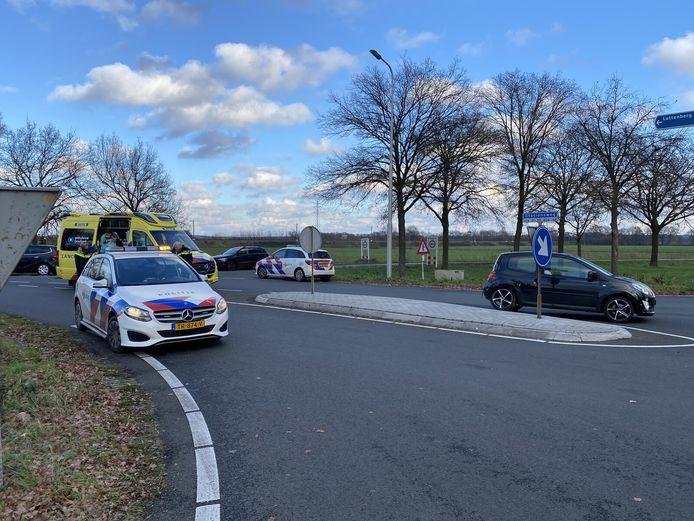 Opnieuw ongeval op de N35