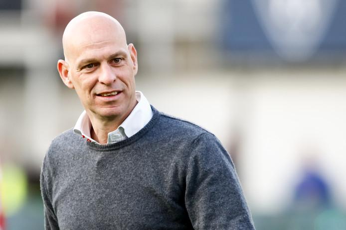 FC Oss-trainer Klaas Wels is duidelijk: Mbombo komt niet naar Oss.