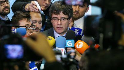 """Stevent Puigdemont af op confrontatie met Spanje? """"We sluiten niets uit"""""""
