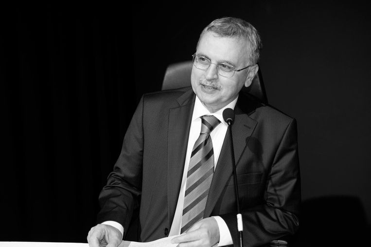 Rector Ahmet Akgündüz Beeld anp