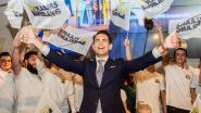 """LIVE Verkiezingen. Van Grieken steekt hand uit naar andere partijen: """"Wij willen verantwoordelijkheid opnemen"""""""