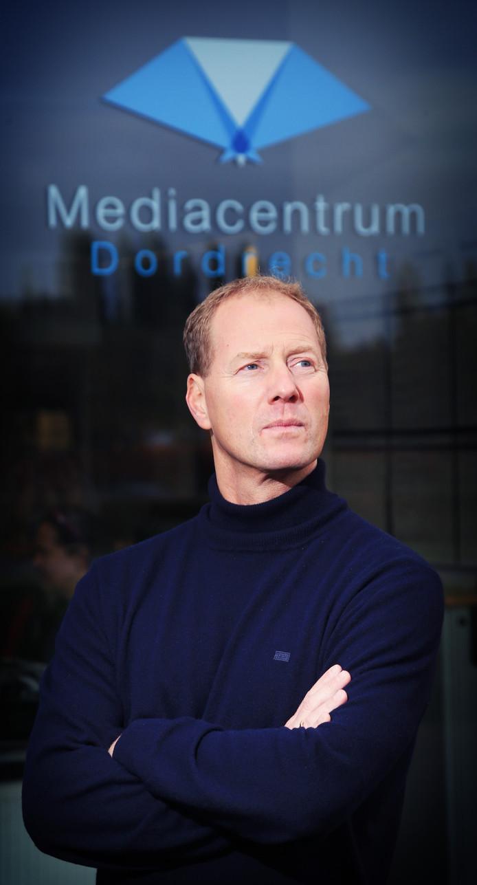 Ton van Wijngaarden, directeur bij RTV Dordrecht.