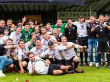 Degradatie Quick'20, Eilermark, BVV Borne, TVO en La Première kampioen