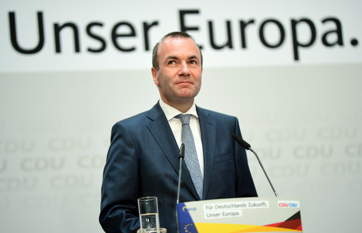 Wordt lijsttrekker Manfred Weber van de Europese christendemocraten de voorzitter van de Europese Commissie nu zijn fractie in Europa de grootste is gebleven?