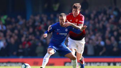 LIVE. Chelsea neemt het initiatief op Stamford Bridge, Lukaku en Hazard voorlopig wel onzichtbaar
