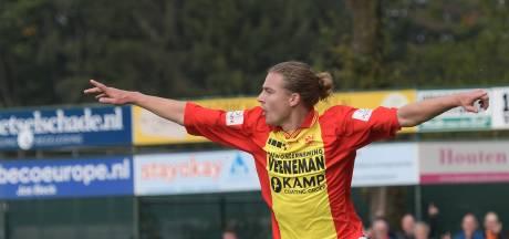 CSV Apeldoorn dankt zege aan blunderende keeper van Hierden