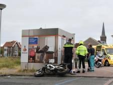 Verwondingen motorrijder (37) door vluchtpoging in Steenwijk vallen mee
