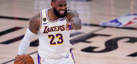 LA Lakers na 10 jaar weer in finale Western Conference