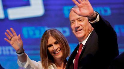 Arabische partijen wilen Benny Gantz als Israëlisch premier