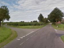Vrouw gewond bij eenzijdig ongeval Staphorst