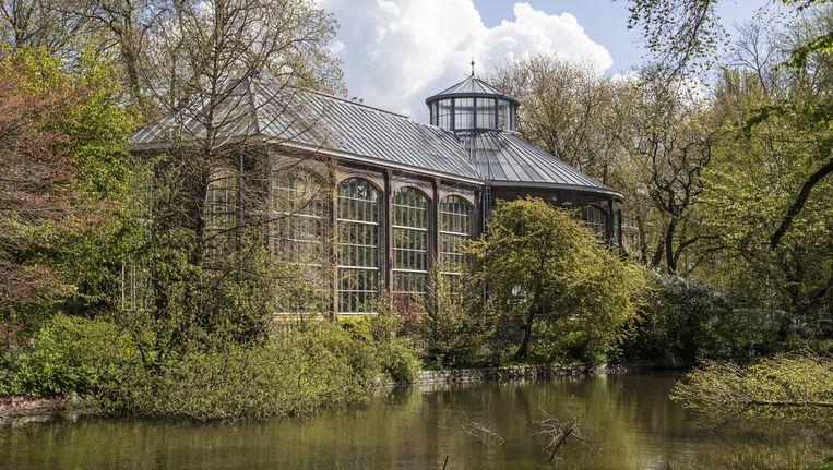 De Hortus in Amsterdam Beeld Floris Lok