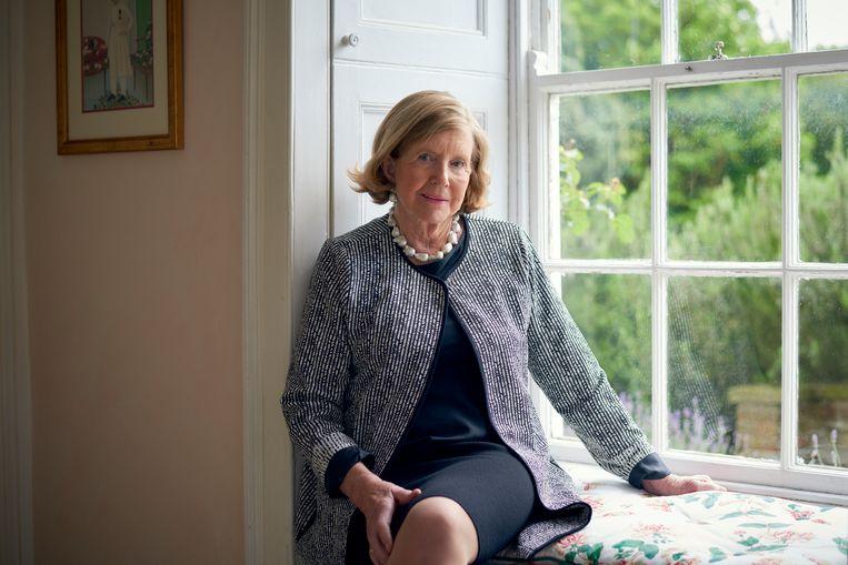 Lady Anne Glenconner. Beeld Hal Shinnie