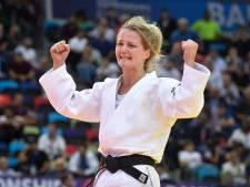 Judoploeg eindigt als vijfde op EK