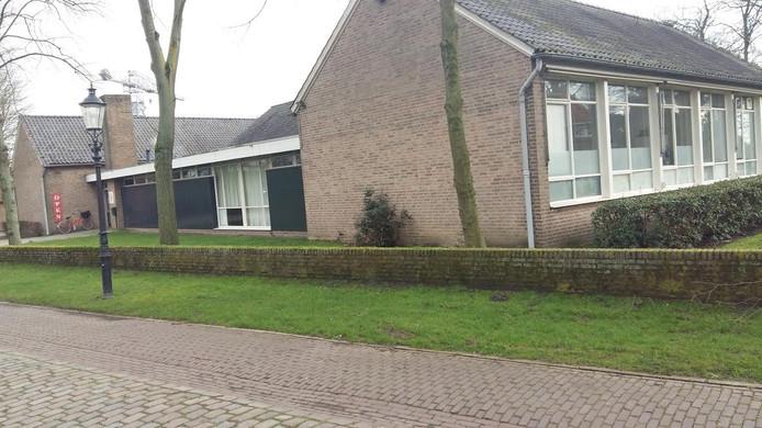 De oude mavo in Heusden.