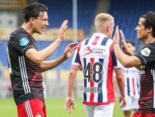 Slap Willem II laat Feyenoord weglopen