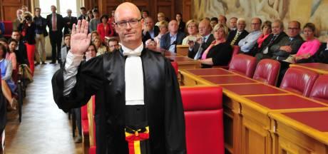 Topmagistraat Johan Sabbe voor strafrechter wegens grensoverschrijdend gedrag bij vrouwelijke chauffeur