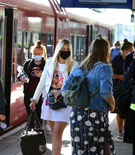 Fietsen mogen weer mee in de trein tussen Dordrecht en Geldermalsen
