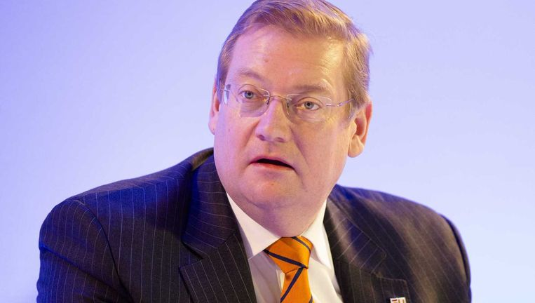 Minister Ard van der Steur. Beeld ANP