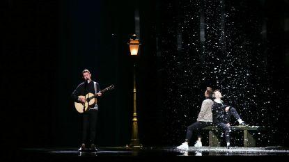 Geen enkele Chinees zal Eurosongfinale kunnen zien door geklooi met deze scène