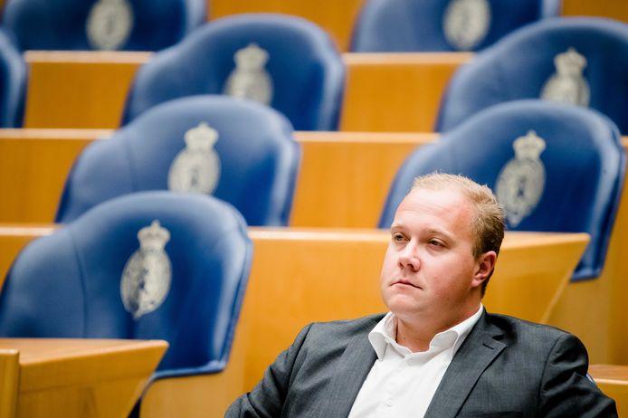 VVD-Kamerlid Thierry Aartsen.