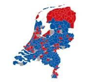 Krappe meerderheid Goirle voor referendum
