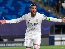 Sergio Ramos maakt honderdste goal voor Real Madrid, uiteraard met een kopbal