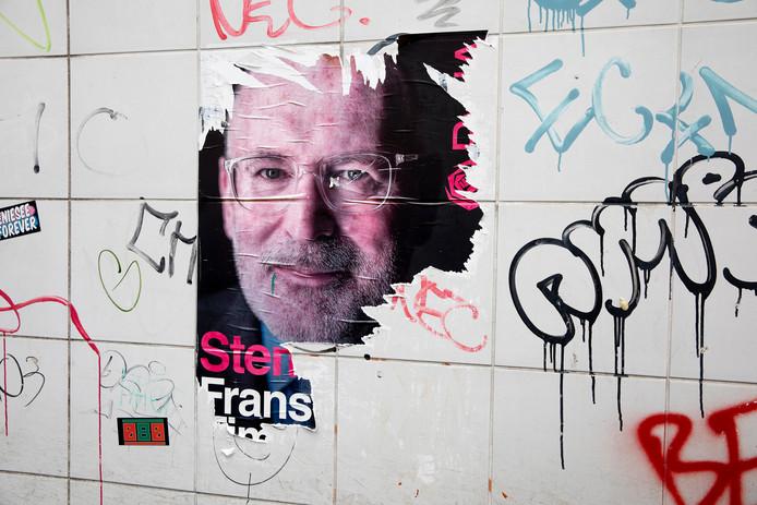 De sociaaldemocraten zijn nog steeds zuur over het afvallen van hun Spitzenkandidaat Frans Timmermans.