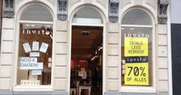 8392e5f56fc Straatbeeld: Schoenenwinkel Invito vertrekt uit Den Bosch | Stadsgezicht Den  Bosch | bd.nl