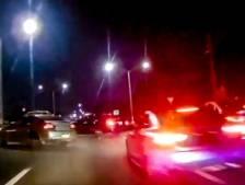 Ils font la course sur l'autoroute et provoquent un grave accident