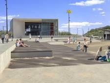 Opgefriste 'ingang' strand Hoek van Holland over twee jaar klaar