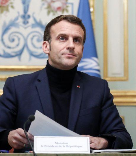 """Macron sera sur Brut ce jeudi pour s'adresser à la """"Génération Covid"""""""
