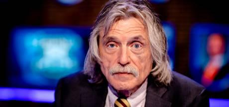 Johan Derksen: De Mol dreigde met een claim aan mijn broek
