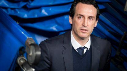 PSG-coach Emery lag al onder vuur in de pers, maar ook deze spelersvrouwen joeg hij in de gordijnen