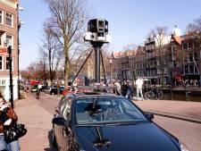 Google-auto's meten luchtkwaliteit in Amsterdam