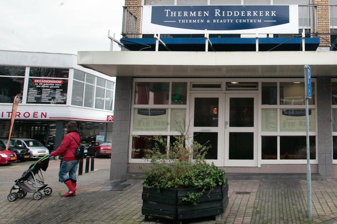 Ridderkerkse sauna sluit vandaag de deuren rotterdam for Sauna waalwijk