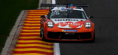 Larry ten Voorde pakt in Monza wereldtitel Porsche Supercup