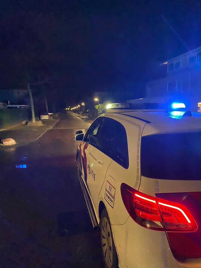 .Veel politie-inzet bij een poging tot inbraak in Beuningen.